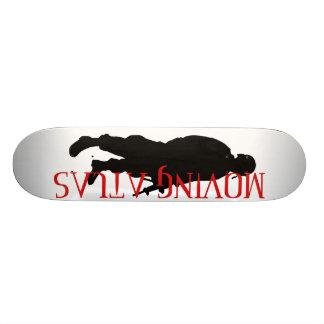 Moving Atlas Soldier Skateboard