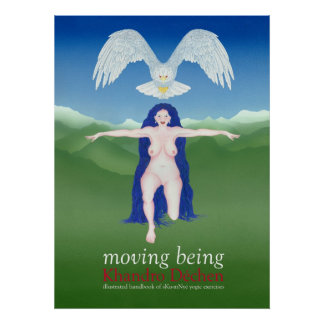 Moving Being [poster] Poster