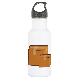 Moving Boxes 18oz Water Bottle