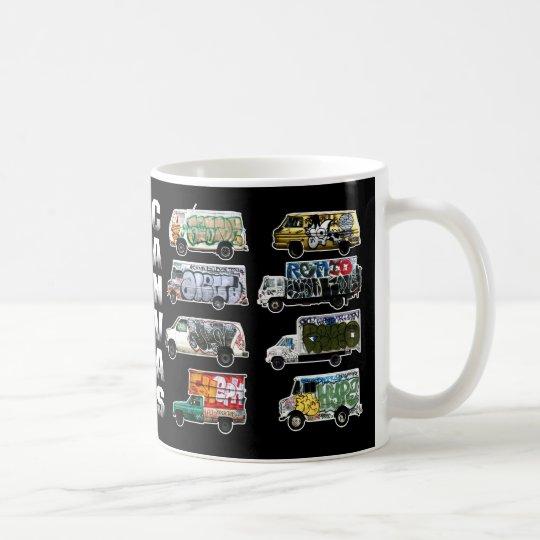 Moving Canvases Coffee Mug