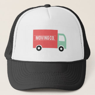 Moving Co. Trucker Hat
