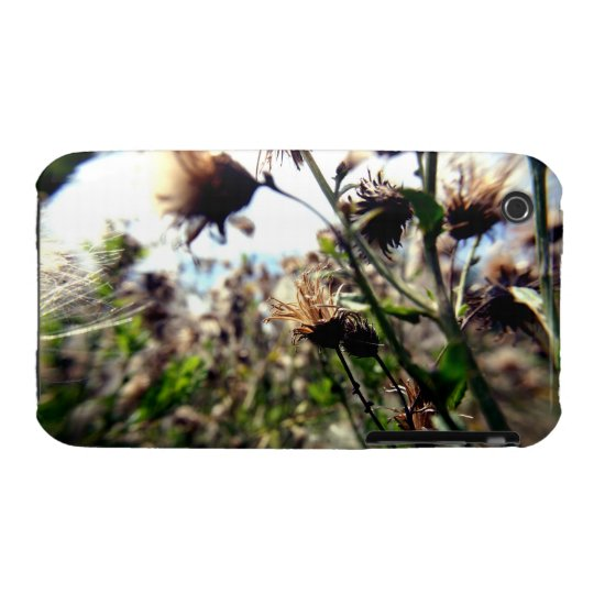 Moving Flowers Case-Mate iPhone 3 Case