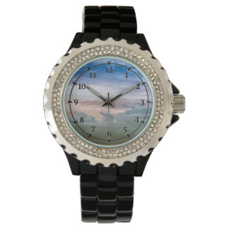 Moving Forward Bird Migration Team Inspiration Wrist Watches