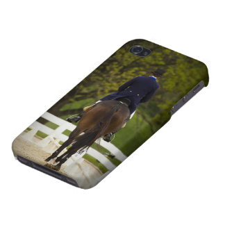 Moving Forward  - Dressage Cover For iPhone 4