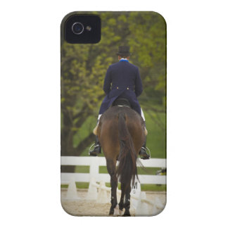 Moving Forward -Dressage iPhone 4 Cover