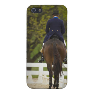 Moving Forward - Dressage iPhone 5 Cases