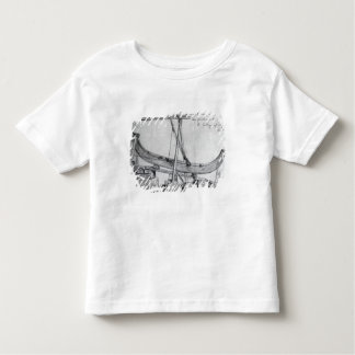Moving Iron Girders used construct the Hunterian Toddler T-shirt