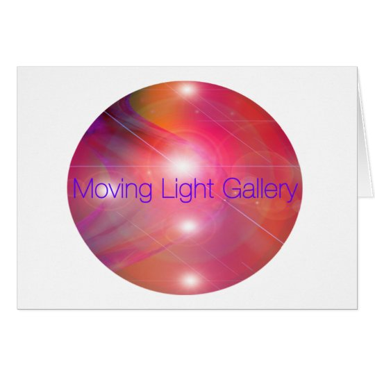 Moving Light Gallery Card