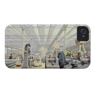 Moving Machinery, from 'Dickinson's Comprehensive iPhone 4 Case-Mate Case