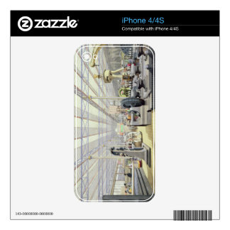 Moving Machinery, from 'Dickinson's Comprehensive iPhone 4 Decal