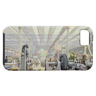 Moving Machinery, from 'Dickinson's Comprehensive iPhone SE/5/5s Case