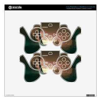 Moving On PS3 Controller Skin