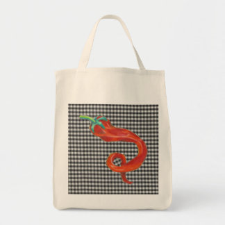 moving peppered checkers tote bag