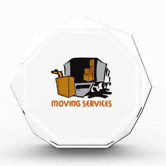 MOVING SERVICES AWARD