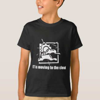 Moving to the Coud T-Shirt
