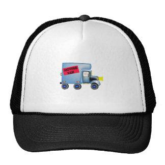 Moving Van Trucker Hat