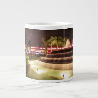 moving water abstract lights picture fountain jumbo mugs