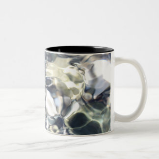 Moving Water Two-Tone Coffee Mug
