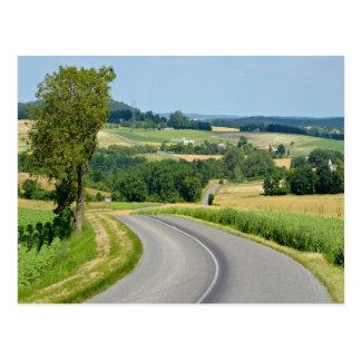 Movr al gran éxito futuro Villebois Lavalette Tarjeta Postal