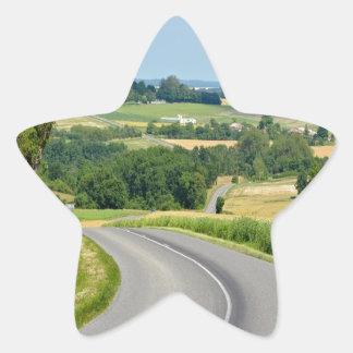Movr to great  future success Villebois Lavalette Star Sticker