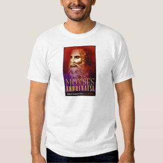 MOVSES KHORENATSI, padre de la historia armenia Playera