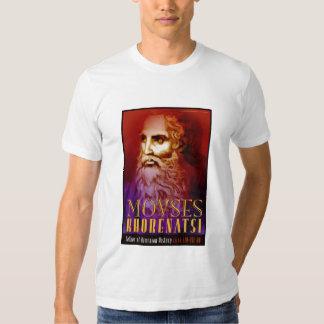 MOVSES KHORENATSI, padre de la historia armenia Playeras