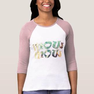 MOW MOW 3 Quarter Sleeve T-Shirt