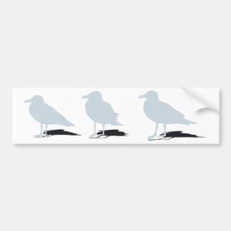 möwe seagull bird vogel meer ocean t-shirt sailing bumper stickers