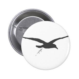 Möwenschiss Pinback Button