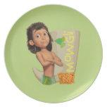 Mowgli 1 plato de comida