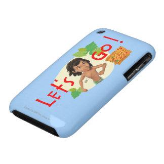 Mowgli 2 Case-Mate iPhone 3 case