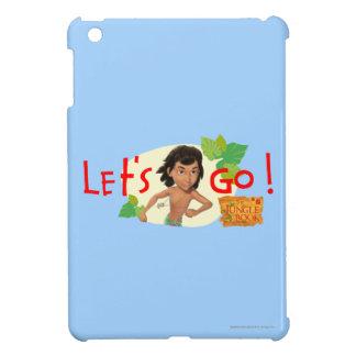 Mowgli 2 iPad mini covers