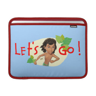Mowgli 2 MacBook sleeves