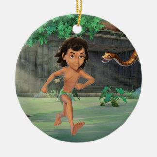 Mowgli 3 ornamentos de reyes magos