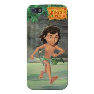 Mowgli 3 iPhone 5 covers