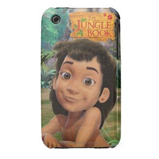 Mowgli 4 iPhone 3 cases
