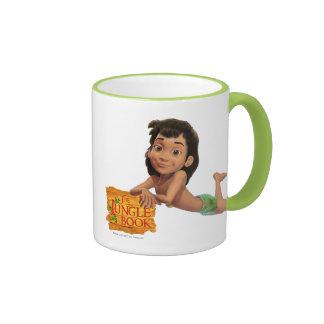 Mowgli 4 taza a dos colores