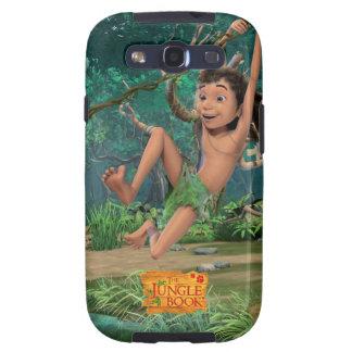 Mowgli 5 samsung galaxy SIII case