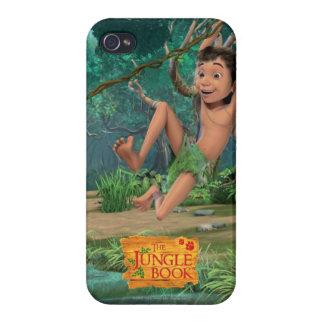 Mowgli 5 iPhone 4/4S covers