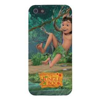 Mowgli 5 cover for iPhone 5/5S