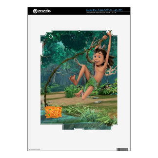 Mowgli 5 decal for iPad 3
