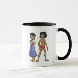 Mowgli and Shanti Disney Mug