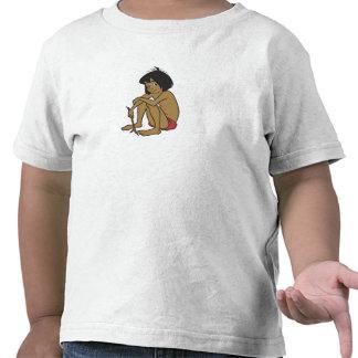 Mowgli Disney del libro de la selva Camiseta