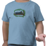 Mowgli y Bagheera Disney Camisetas