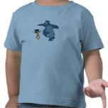 Mowgli y Baloo Disney del libro de la selva Camisetas