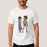 Mowgli y Shanti Disney Camisas