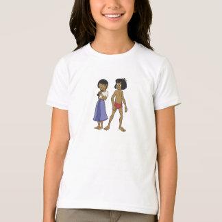 Mowgli y Shanti Disney Poleras