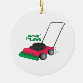 Mowin The Lawn Ornament