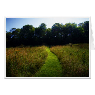 Mown Greeting Cards