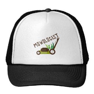 Mowologist Trucker Hat